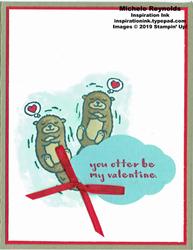 Hey love otter pair love watermark