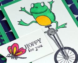 Hoppy for you detail