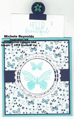 Butterfly gala pocket card watermark