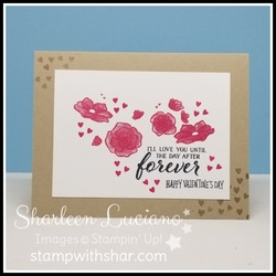 Stamps ink paper front