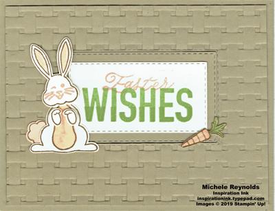 Best bunny easter basket weave watermark