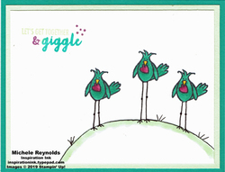 Hey love giggle birds watermark