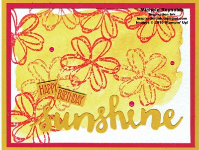 Sunshine sayings brusho sunshine watermark