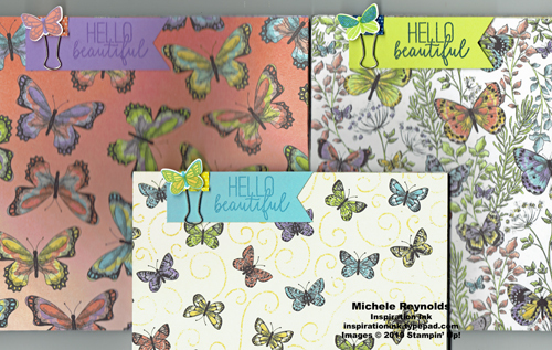 Butterfly gala dsp paper clips watermark
