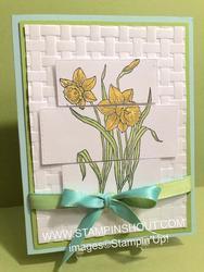 Youre inspiring daffodils