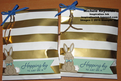 Best bunny hopping by treat bags