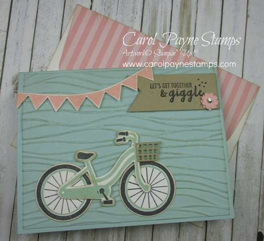 Stampin up bike ride carolpaynestamps2