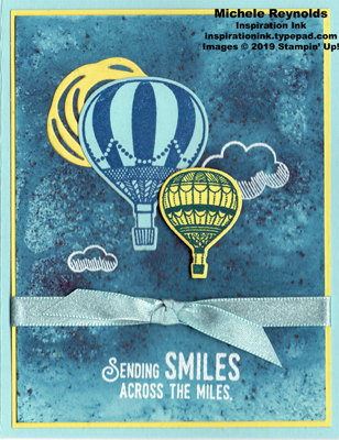 Lift me up brusho balloon smiles watermark