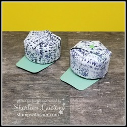 Hat treat box side