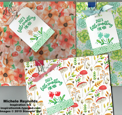 Delightful day retired paper stack tags watermark