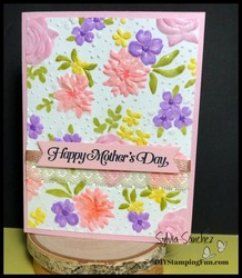 Z mothers day card