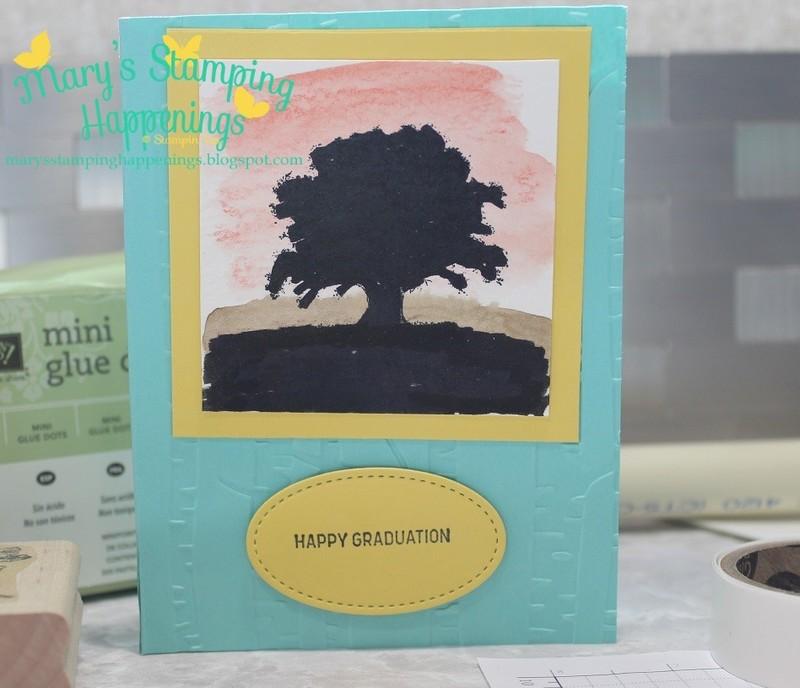 Lovely as a tree silouhette 1a