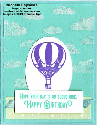 Lift me up cloud nine birthday watermark