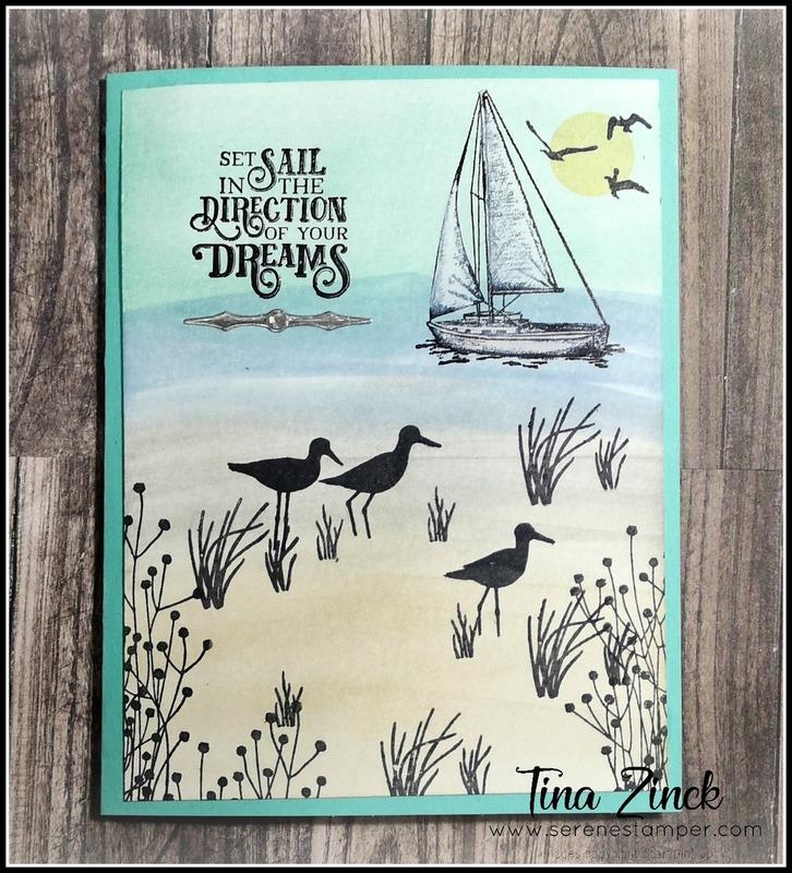 Sailing home high tide tina zinck