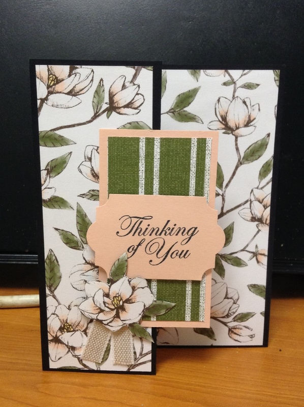 Stampin up classes 001