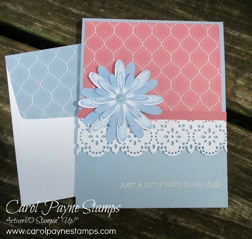Stampin up daisy lane carolpaynestamps7