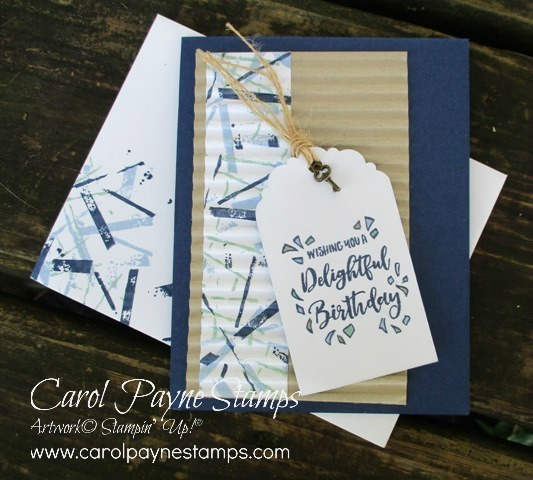 Stampin up delightful day carolpaynestamps1