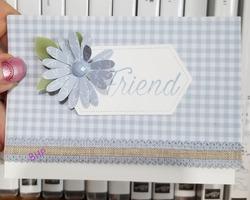 Daisy card 4