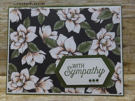 Magnolia sympathy