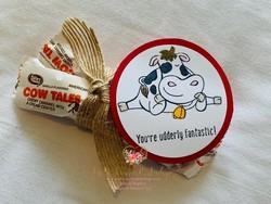 Greece cow tail 3d swap