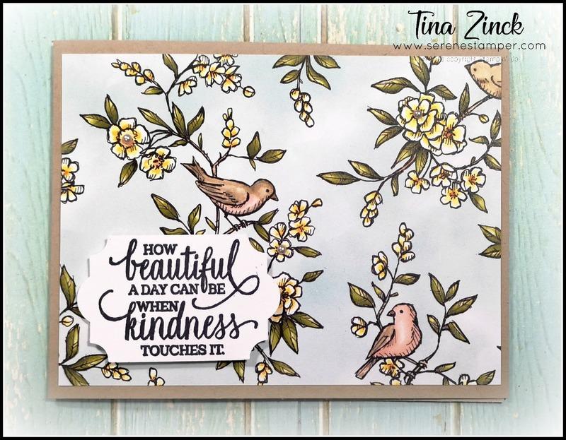 Bird ballad tina zinck