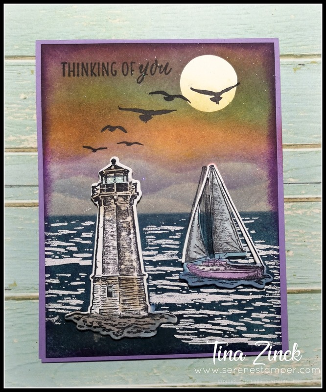 Sailing home high tide tina zinck
