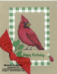 Toile_christmas_framed_birthday_cardinal_watermark