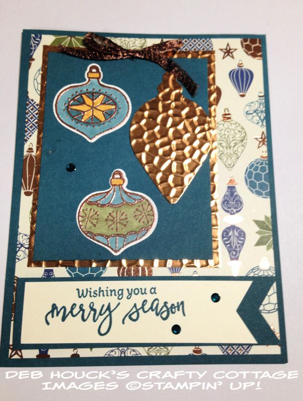 Brightly gleaming   card 1   9 9 19