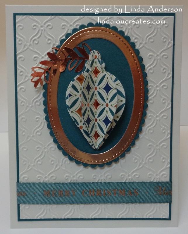 3d ornament peacock