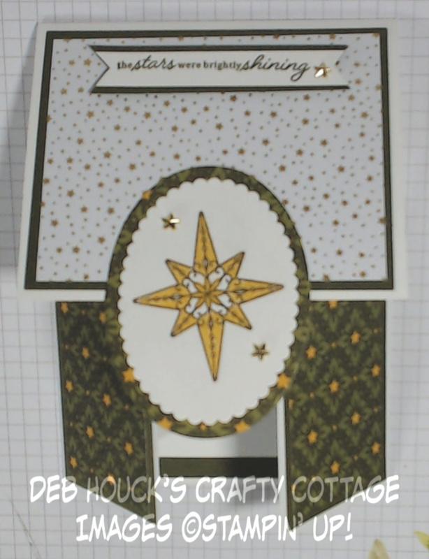 Double dutch gatefold card  1   fun fold friday 9 13 19