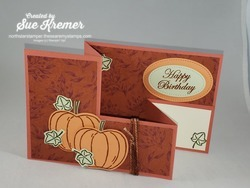 Z fold pumpkins