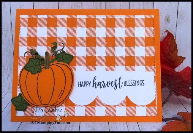 Z happy harvest blessings