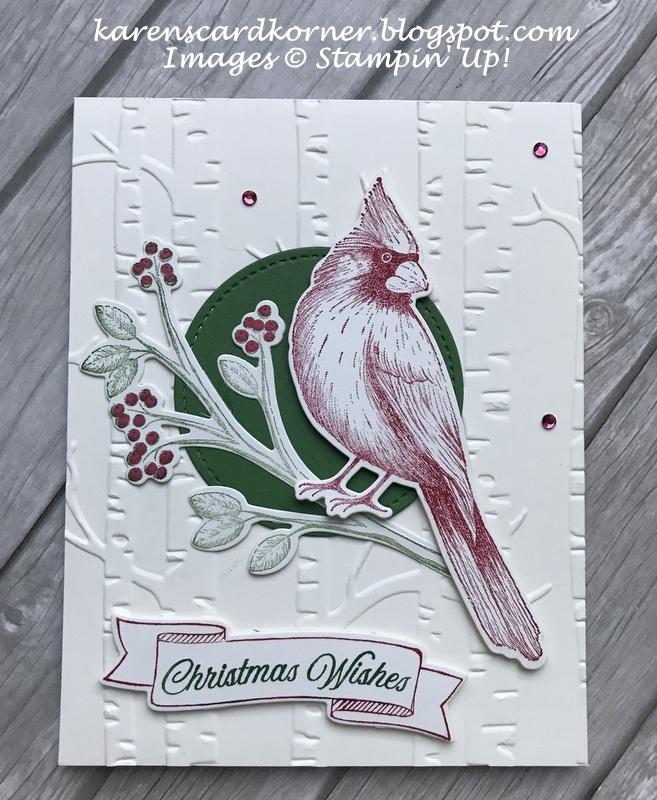 Toile_christmas_cardinal