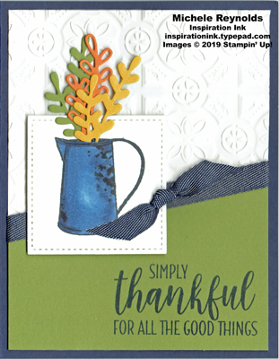 Country home simple fall jug watermark