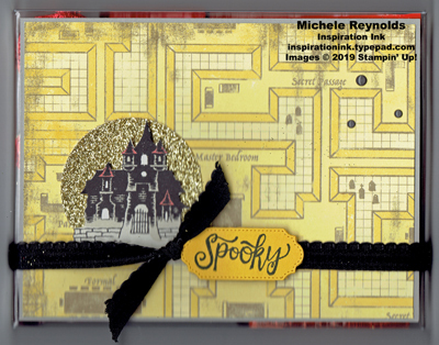 Spooktacular bash spooky floor plan goody box watermark