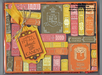 Tags tags tags books and candy goody box watermark