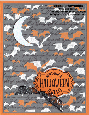 Tags tags tags bats and sparkles halloween watermark