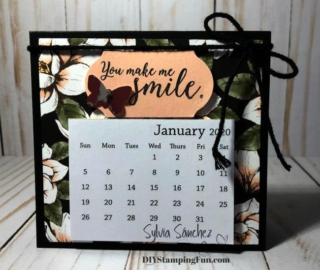 Z calendar cards
