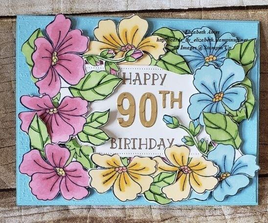 Mums 90th birthdaywm