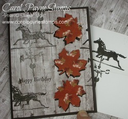 Stampin up country roads carolpaynestamps1