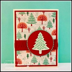 Whimsical christmas front