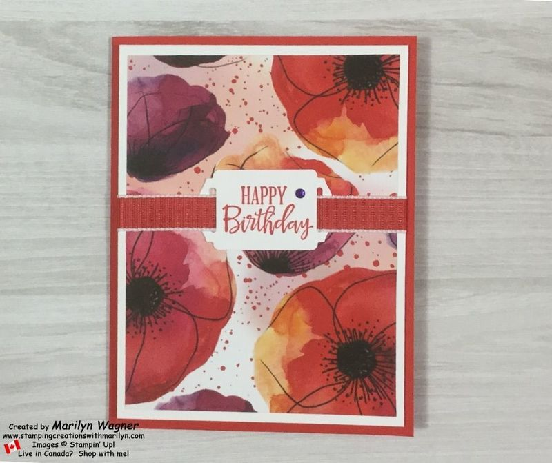 Printed poppies 01