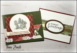 Still scenes stampin up tina zinck
