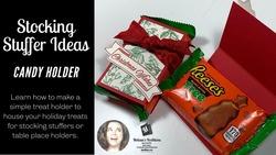 Stocking stuffer ideas candy holder