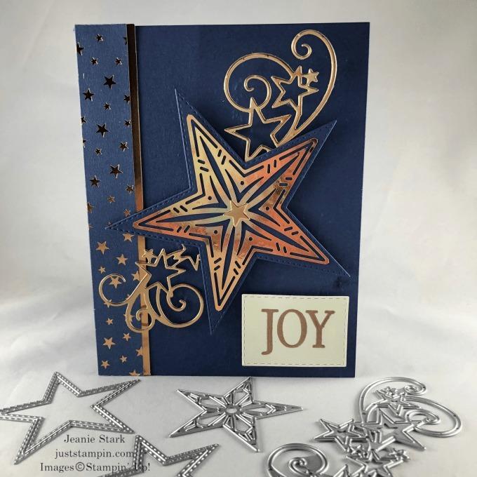 So many stars card front