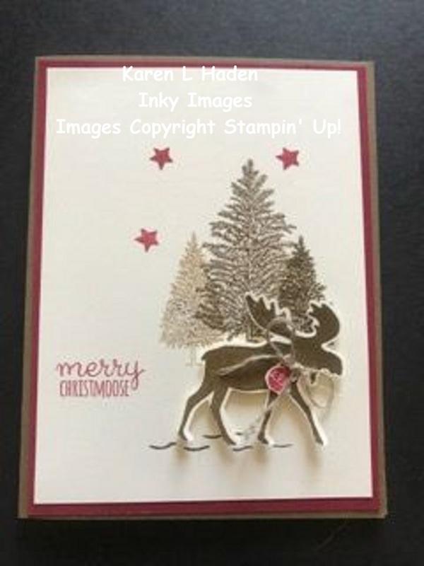 3 moose card