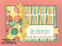 Bonanza buddies simple celebration watermark
