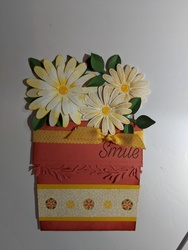 Img flower pot card
