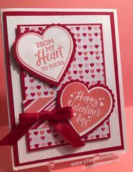 Valentine card 2020