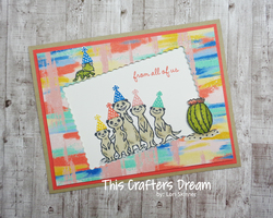 Thegangsallmeer altcolors full fromallofus stitchedsosweetlydies stampinup thiscraftersdream loriskinner